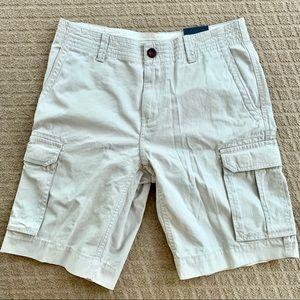 Tommy Hilfiger Kahki Cargo Shorts NWT